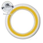 Флиппера желто-белые