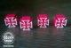 Колпачки на ниппеля кресты (к)