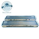 Решетка капота ВАЗ-2103-06 хром
