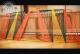 Плетеная шторка на Москвич 408, 412, 2140