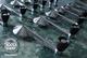 Ручки стеклоподъемников ВАЗ 2101 хром